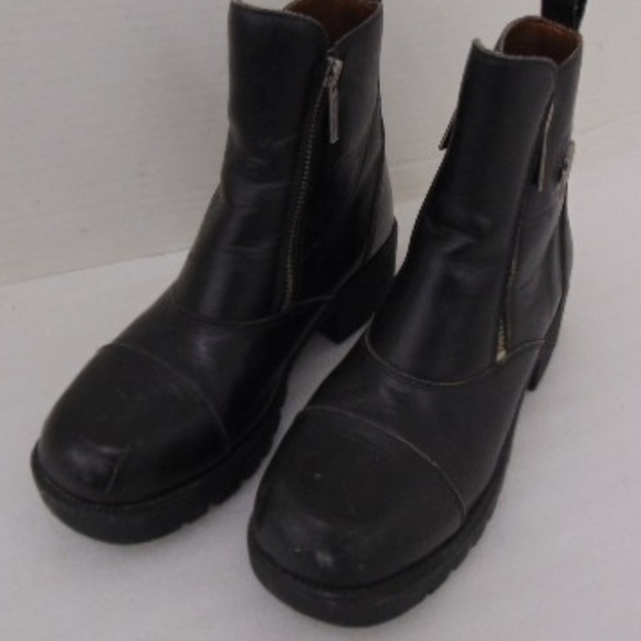 ef892aa6b1b5 Harley-Davidson Shoes - Women s Harley Davidson Motorcyle Boots 6.5